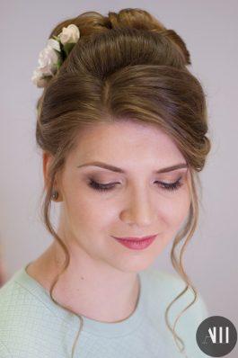 Нежный макияж для невесты от топ-стилиста Анастасии Соколовой