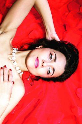 Нежный макияж от визажиста Татьяны Маковской