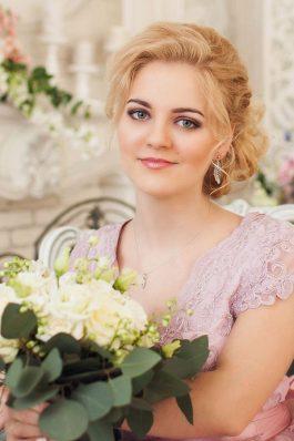 Яркий свадебный образ созданный топ стилистом Анастасией Соколовой