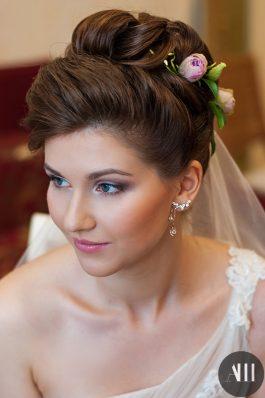 Нежный образ для невесты