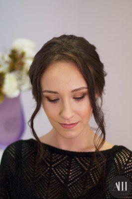 Свадебный макияж от визажиста Марины Емельяновой