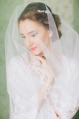 Свадебный образ от стилиста Ирины Молчановой