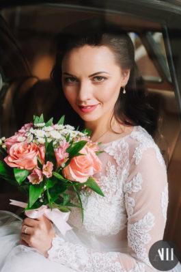 irСвадебный образ от стилиста Ирины Молчановой